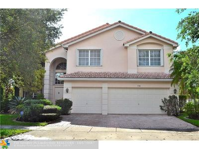 Miramar Single Family Home For Sale: 3598 SW 175th Ave