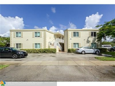 Fort Lauderdale Condo/Townhouse For Sale: 1320 Miami Rd #11
