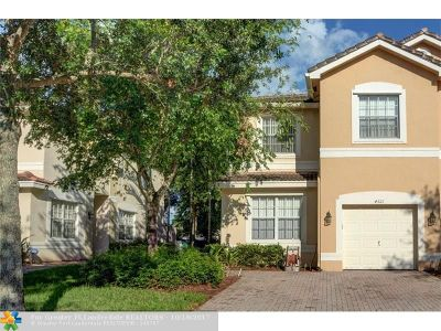 Miramar Single Family Home For Sale: 4321 SW 124th Way