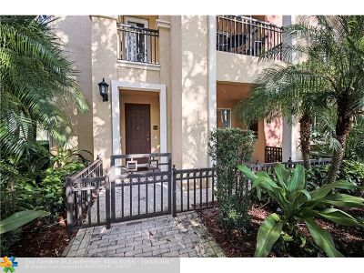 Sunrise Condo/Townhouse For Sale: 3020 NW 125th Ave #10-108
