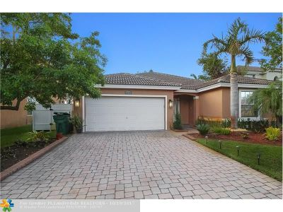 Miramar Single Family Home For Sale: 2606 SW 195th Ter