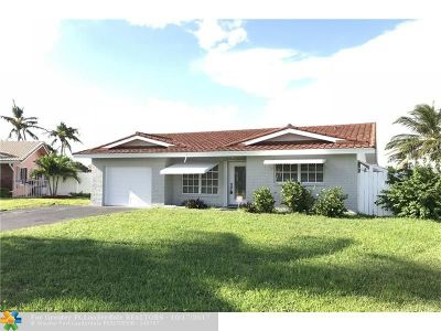 Fort Lauderdale Single Family Home For Sale: 3381 NW 67th St