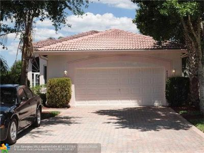 Boynton Beach Single Family Home For Sale: 8035 Pisa Dr