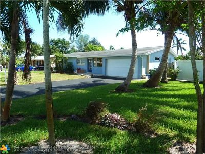 Wilton Manors Rental For Rent: 624 NW 30th Ct