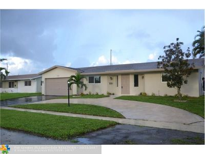 Coconut Creek Single Family Home Backup Contract-Call LA: 730 NW 44th Ave