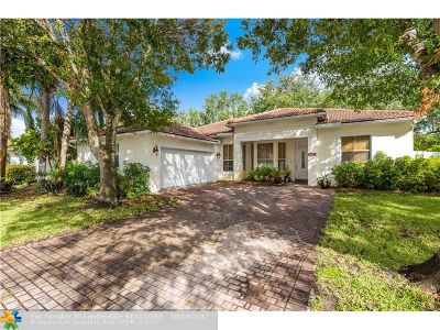 Fort Lauderdale Single Family Home For Sale: 3451 SW 52nd St