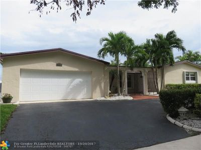 Pembroke Pines Single Family Home For Sale: 2031 NW 88th Ter