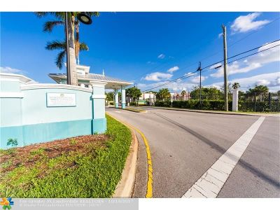 Lauderhill Condo/Townhouse For Sale: 1756 NW 55th Ave #201