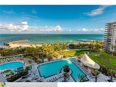 Bal Harbour Condo/Townhouse For Sale: 10295 Collins Ave #703