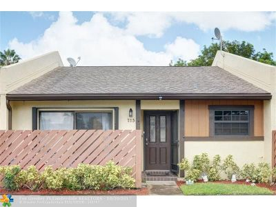 Margate Single Family Home For Sale: 725 Banks Rd