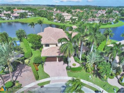 Boca Raton Single Family Home For Sale: 17678 Lomond Ct