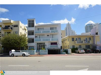 Miami Condo/Townhouse For Sale: 4015 Indian Creek Dr #207