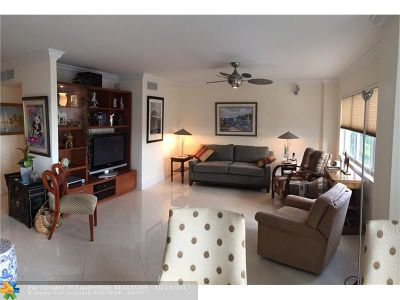 Fort Lauderdale Condo/Townhouse For Sale: 340 Sunset Dr #705