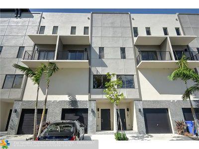 Pompano Beach Condo/Townhouse For Sale: 173 SE 1st Cir #173