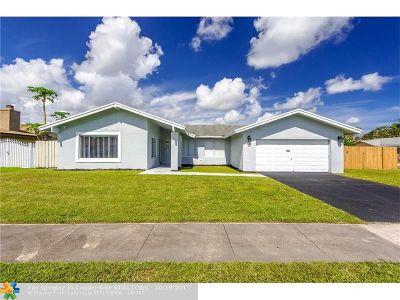 Miami Single Family Home For Sale: 855 NE 206th St