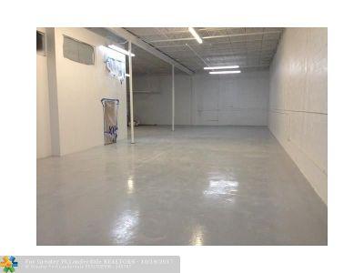 Oakland Park Commercial For Sale: 4850 NE 10th Ave