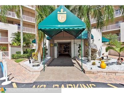 Tamarac Condo/Townhouse Backup Contract-Call LA: 7532 Granville Dr #205