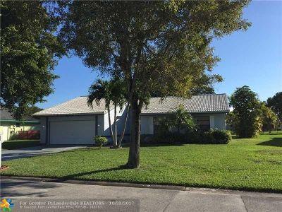 Coral Springs FL Rental For Rent: $2,200