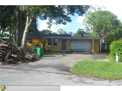 Cooper City Single Family Home For Sale: 5305 SW 93rd Ave