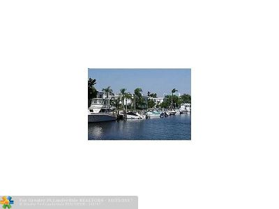 Fort Lauderdale Condo/Townhouse Backup Contract-Call LA: 6487 Bay Club Dr #4