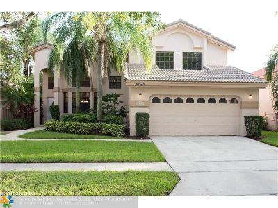 Broward County Single Family Home For Sale: 10340 NW 12th Pl
