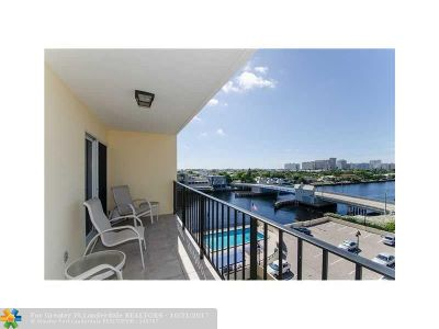 Fort Lauderdale Condo/Townhouse For Sale: 5100 Dupont Blvd #6M
