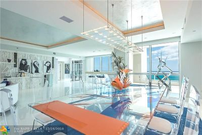 Fort Lauderdale Condo/Townhouse Backup Contract-Call LA: 101 S Fort Lauderdale Beach Blvd #2905