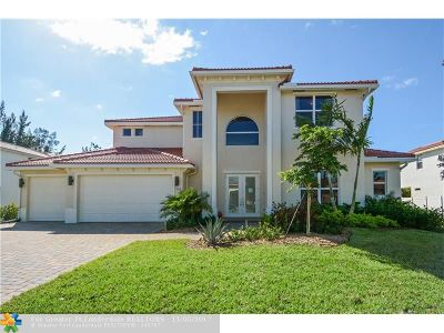 Davie Single Family Home For Sale: 7631 Cavalia Dr