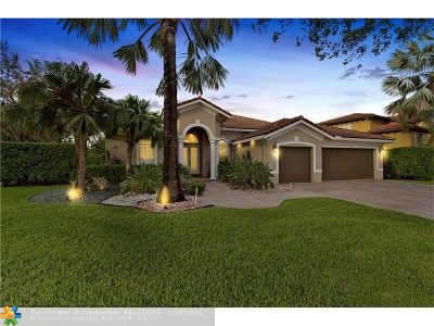 Coral Springs Single Family Home Backup Contract-Call LA: 12385 NW 48th Dr