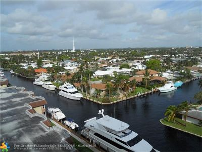 Broward County Condo/Townhouse For Sale: 5100 Dupont Blvd #10G