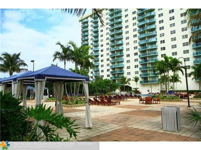 Sunny Isles Beach Condo/Townhouse For Sale: 19370 Collins Ave #209