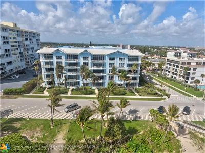 Deerfield Beach Condo/Townhouse For Sale: 701 SE 21st Ave #403