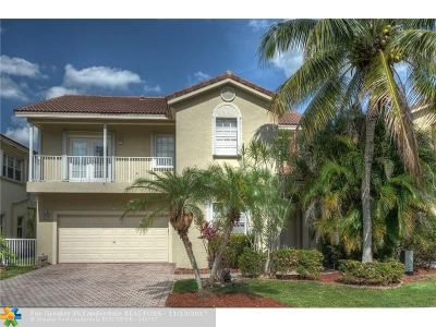 Coral Springs Single Family Home For Sale: 917 NW 127th Ave