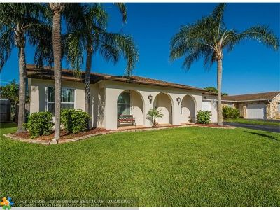 Sunrise Single Family Home Backup Contract-Call LA: 2415 NW 108th Ter