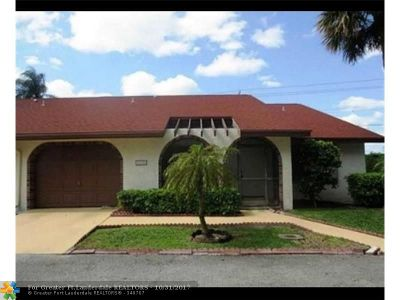 Boca Raton Condo/Townhouse For Sale: 23135 Barwood Park Ln #23135