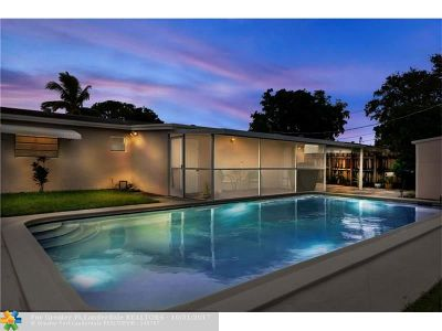Hollywood Single Family Home Backup Contract-Call LA: 7561 Lincoln St