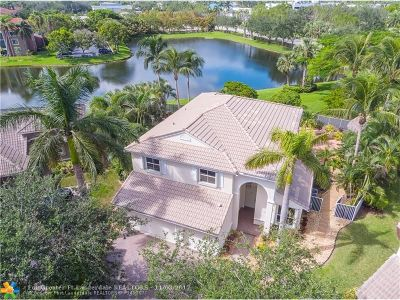 Coconut Creek Single Family Home Backup Contract-Call LA: 5487 NW 49th St