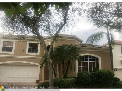 Boca Raton Single Family Home For Sale: 6453 NW 43rd Ter