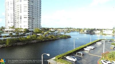 Aventura Condo/Townhouse For Sale: 20505 E Country Club Dr #533