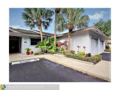 Tamarac FL Condo/Townhouse Backup Contract-Call LA: $205,900