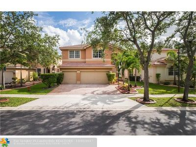 Broward County Single Family Home For Sale: 15766 SW 26th St