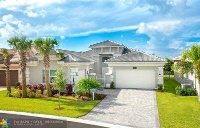Boynton Beach Single Family Home For Sale: 8929 Golden Mountain Circle