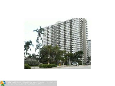 Hallandale Condo/Townhouse For Sale: 1980 S Ocean Dr #7A
