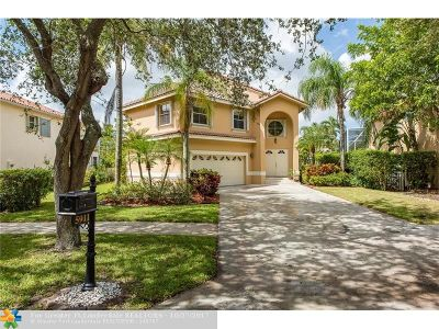 Parkland Single Family Home For Sale: 5911 NW 59th Ave