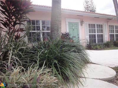 Boca Raton Condo/Townhouse For Sale: 770 E Camino Real #2