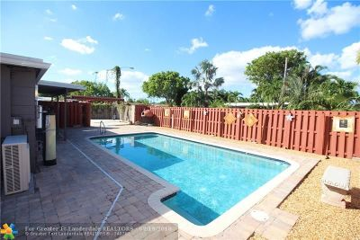 Wilton Manors Single Family Home For Sale: 2516 NW 5th Ave