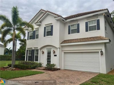 Fort Lauderdale Single Family Home For Sale: 1403 SW 20th Ct