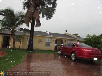 Miami Gardens Condo/Townhouse Backup Contract-Call LA