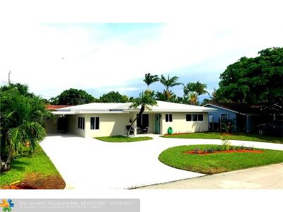 Lighthouse Point Single Family Home Backup Contract-Call LA: 1991 NE 31st Ct