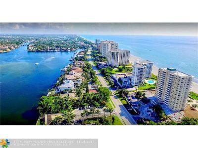 Boca Raton Condo/Townhouse For Sale: 550 S Ocean Blvd #1404